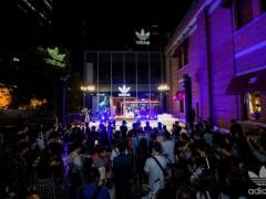 adidas Originals 阿迪达斯三叶草上海中环广场店耀目登场